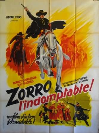 zorro l indomptable